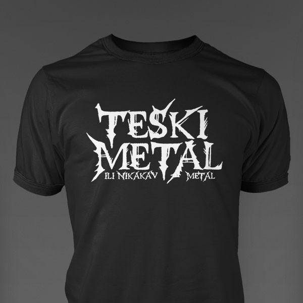 Majica (Teški metal)