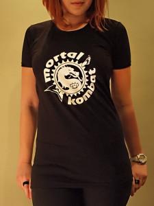 Ženska majica (MK logo)
