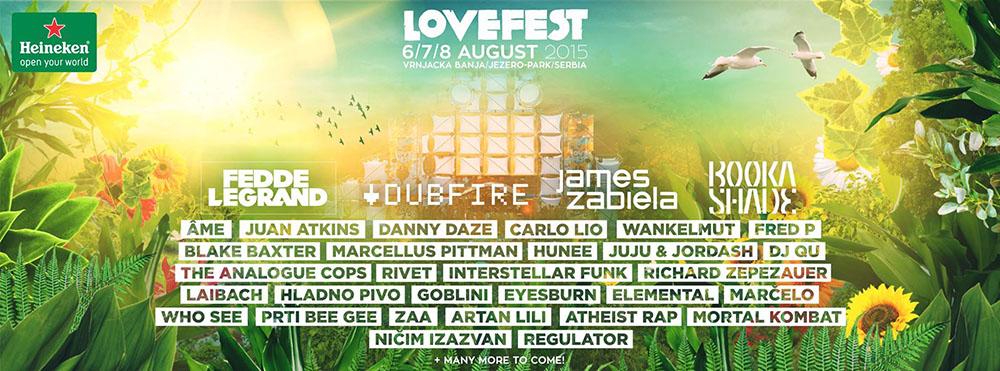Love Fest 2015