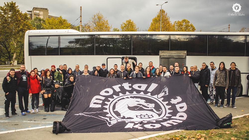 TOUR BUS, 2017 – Fotografija: Marko Ristić, HARDWIRED
